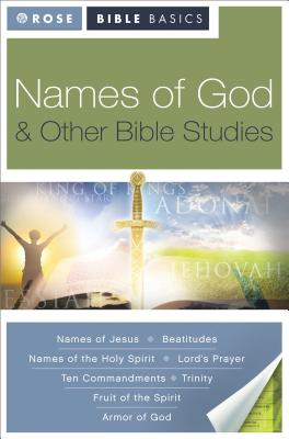 Image for Rose Bible Basics: Names of God and Other Bible Studies