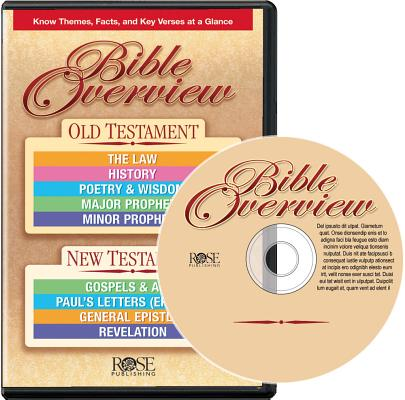 Bible Overview (PowerPoint), Rose Publishing