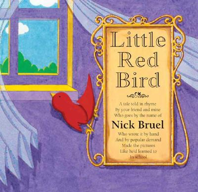 Image for LITTLE RED BIRD