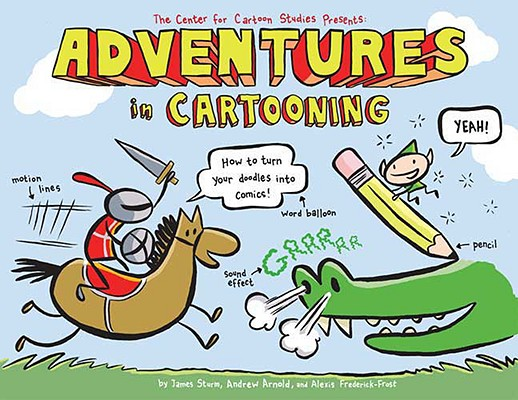 Image for Adventures in Cartooning