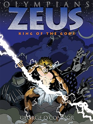 Image for OLYMPIANS - ZEUS - KING OF THE GODS