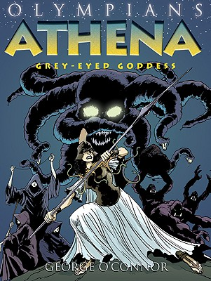 Image for Athena: Grey-Eyed Goddess (Olympians)