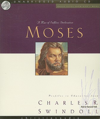 Great Lives: Moses (Great Lives Series), Charles Swindoll