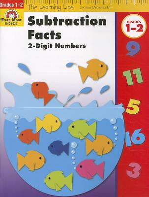Image for Subtraction Facts, 2-Digit Numbers (Learning Line)