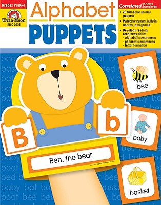 Image for Alphabet Puppets