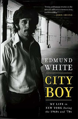 Image for CITY BOY MY LIFE IN NEW YORK DURING THE 1960S AND '70S
