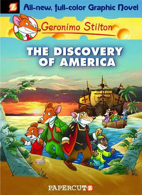Image for The Discovery of America (Geronimo Stilton)