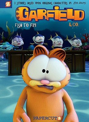 Garfield & Co. #1: Fish to Fry (Garfield Graphic Novels), Davis, Jim