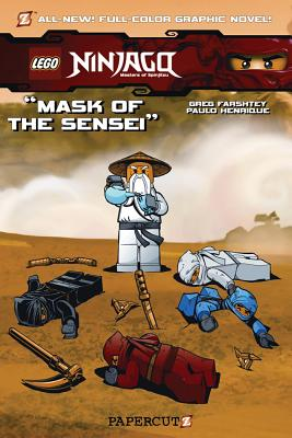 Image for Ninjago Graphic Novels #2: Mask of the Sensei