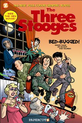 Image for Three Stooges Graphic Novels #1  Bed Bugged
