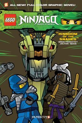Image for 5 Kingdom of the Snakes (Lego Ninjago)
