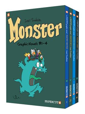 Image for Monster  Boxed Set Vol. #1-4