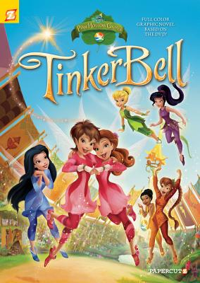 Image for Disney Fairies Graphic Novel #13: Tinker Bell and the Pixie Hollow Games