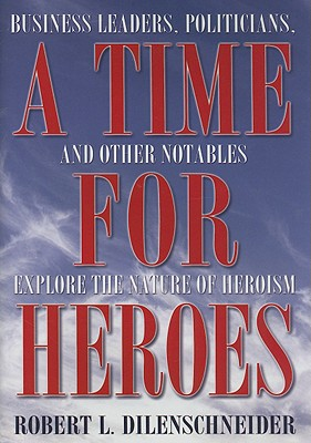 Image for TIME FOR HEROES : BUSINESS LEADERS  PO