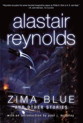 Image for ZIMA BLUE AND OTHER STORIES (signed)