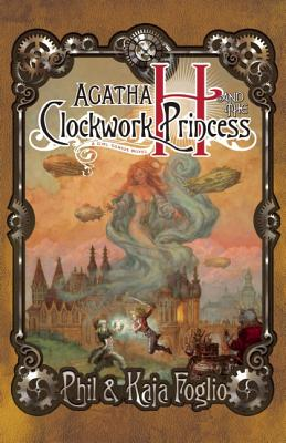 Image for Agatha H and the Clockwork Princess