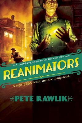 Reanimators, Rawlik, Pete
