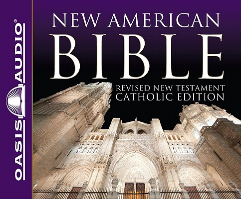 Image for New American Bible: New Testament - audiobook on CD