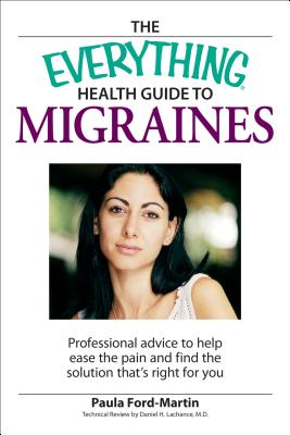 Image for EVERYTHING HEALTH GUIDE TO MIGRAINES