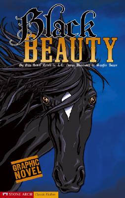Image for Black Beauty (Graphic Revolve: Common Core Editions)