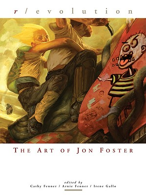Image for REVOLUTION: THE ART OF JON FOSTER (signed/limited ed.)