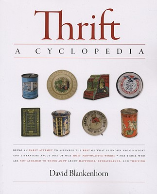 Image for THRIFT : A CYCLOPEDIA