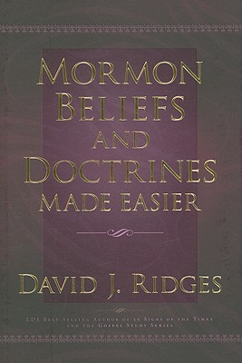 Image for Mormon Beliefs and Doctrines Made Easier