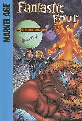 It's Slobberin' Time! (Fantastic Four (Spotlight)), Parker, Jeff