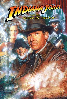 Image for Indiana Jones And The Spear of Destiny