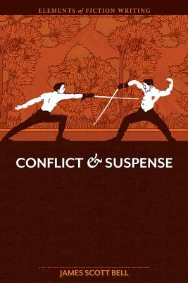 Image for CONFLICT & SUSPENSE ELEMENTS OF FICTION WRITING