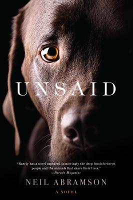 Image for Unsaid: A Novel