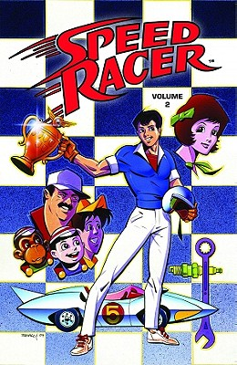 Image for Speed Racer Volume 2 TPB (Speed Racer (Idw)) (v. 2)