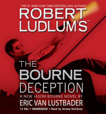 THE BOURNE Deception, Lustbader, Eric Van
