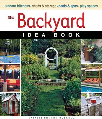 Image for New Backyard Idea Book (Taunton Home Idea Books)