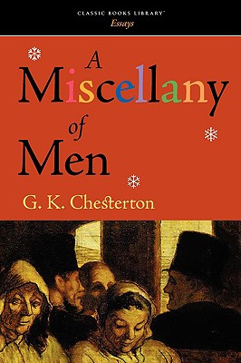 A Miscellany of Men, Chesterton, G. K.