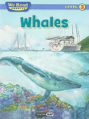 Image for Whales (We Read Phonics Leveled Readers)