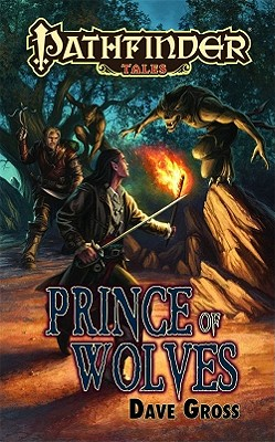 Image for PRINCE OF WOLVES PATHFINDER TALES