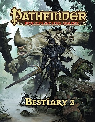 Image for Pathfinder Roleplaying Game Bestiary 3