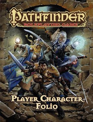 Pathfinder Roleplaying Game Player Character Folio, Bulmahn, Jason