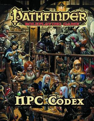 Pathfinder Roleplaying Game: NPC Codex, Bulmahn, Jason