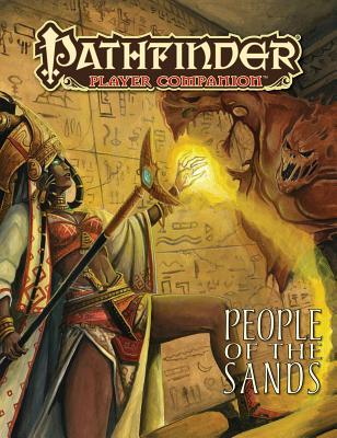Pathfinder Player Companion: People of the Sands, Staff, Paizo