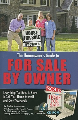 HOMEOWNER'S GUIDE TO FOR SALE BY OWN, JACKIE BONDANZA