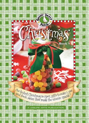 Image for Gooseberry Patch: Christmas Book 9: Our Tastiest Christmas Recipes, Gifts to Make & Give, and Fresh Ideas That Make the Season Sparkle!