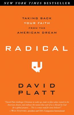 Image for Radical: Taking Back Your Faith from the American Dream