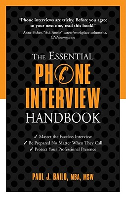 Image for Essential Phone Interview Handbook, The