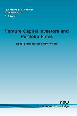 Venture Capital Investors and Portfolio Firms, Manigart, Sophie; Wright, Mike
