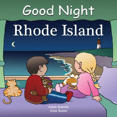 Good Night Rhode Island (Good Night Our World), Gamble, Adam