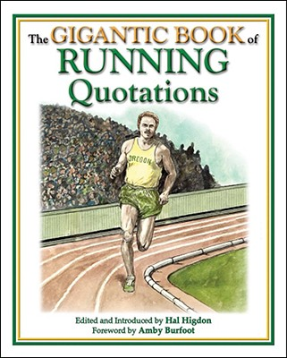 Image for GIGANTIC BOOK OF RUNNER'S QUOTATIONS