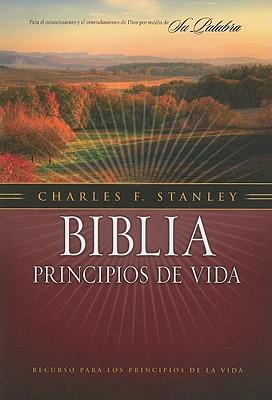 Biblia principios de vida Charles F. Stanley (Spanish Edition)