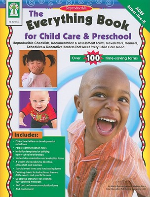 Image for The Everything Book for Child Care & Preschool